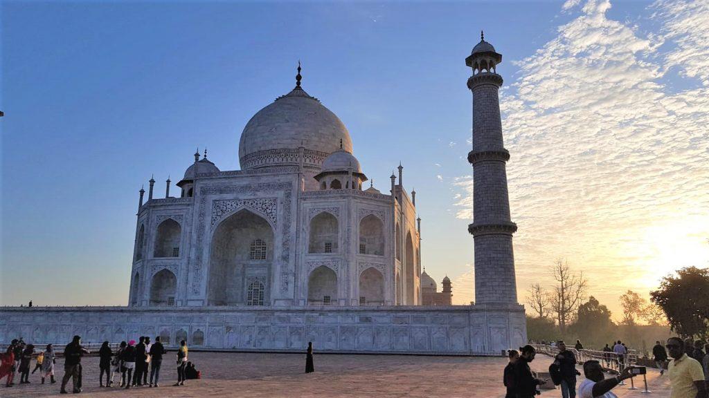 Throwack on Bridging's trip to India